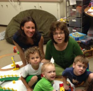Making learning fun at preschool Camp Connections